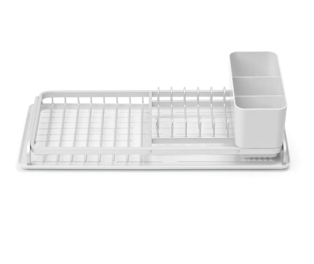 Uscator pentru vase Brabantia Compact Light Grey - Brabantia, Gri & Argintiu