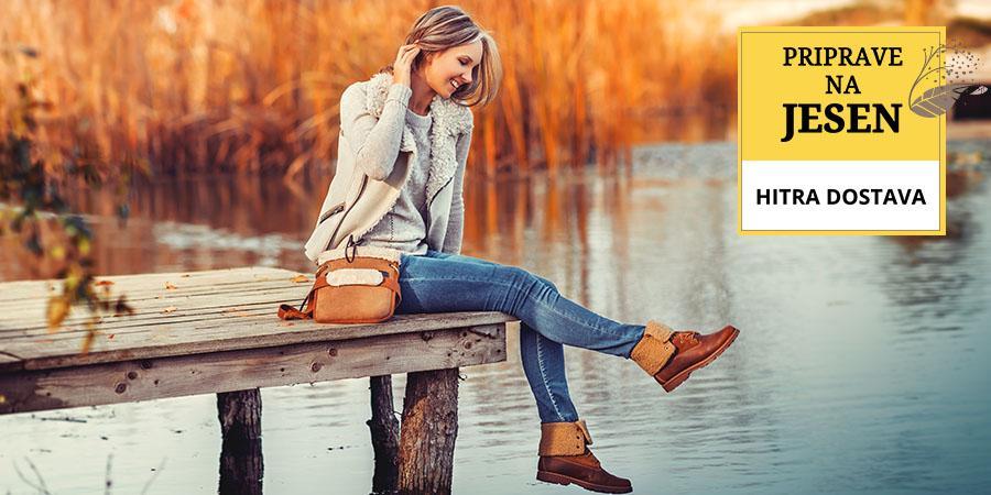 Priprave na jesen: Moda in stil