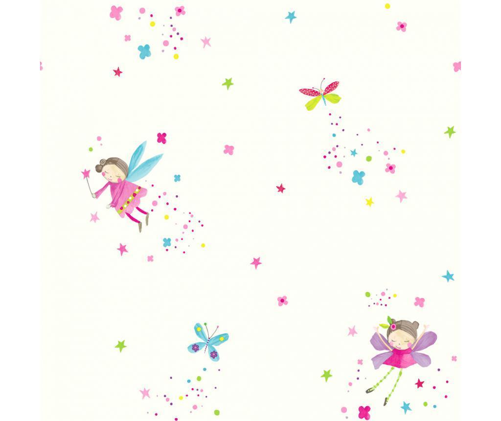 Tapet Fairy Dust White 53x1005 cm - Arthouse