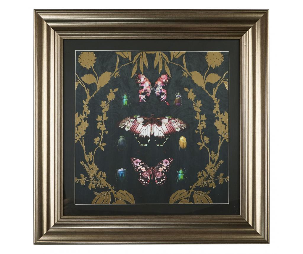 Tablou Butterfly 50x50 cm - Arthouse, Multicolor