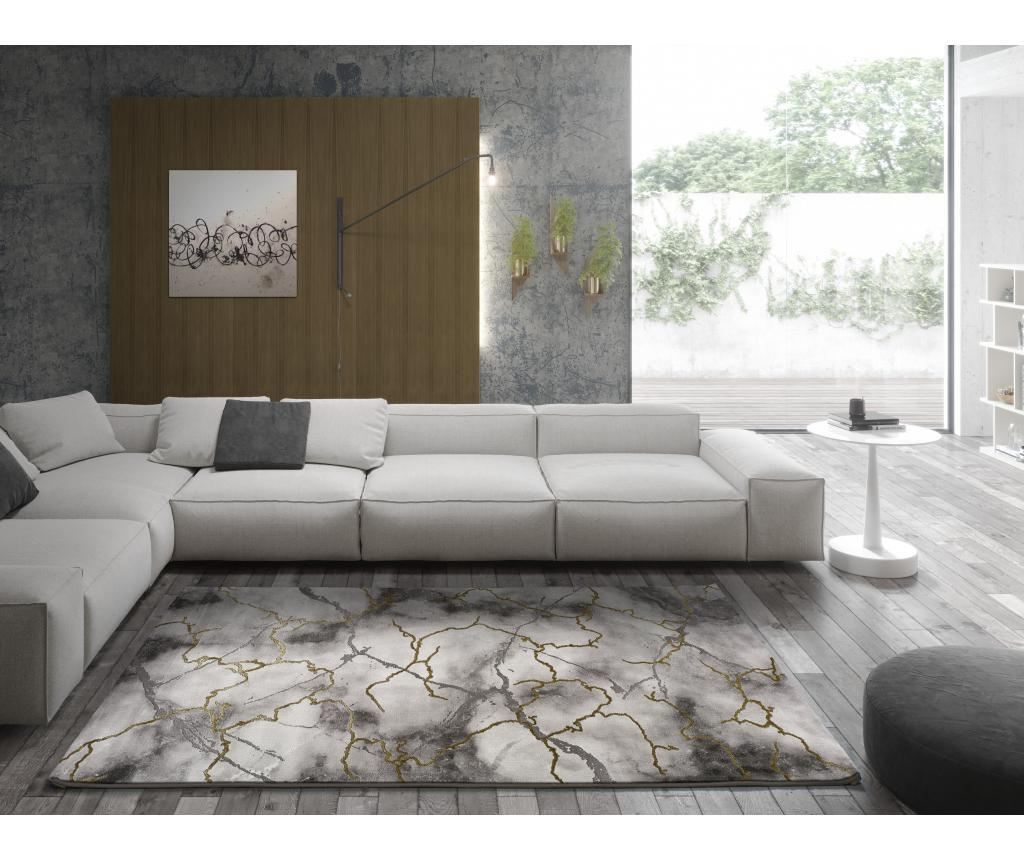 Covor Artist 120x170 cm - Universal XXI, Gri & Argintiu