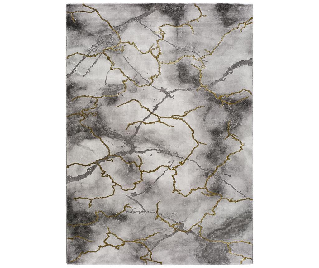 Covor Artist 140x200 cm - Universal XXI, Gri & Argintiu
