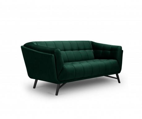Sofa trosjed Lune Bottle Green