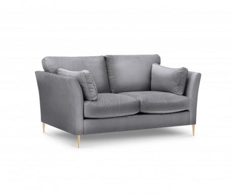 Sofa dvosjed Paris Grey