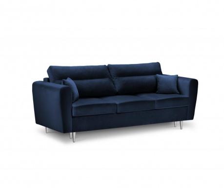 Sofa trosjed Deauville Royal Blue
