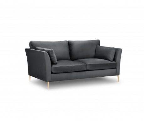 Sofa trosjed Paris Dark Grey