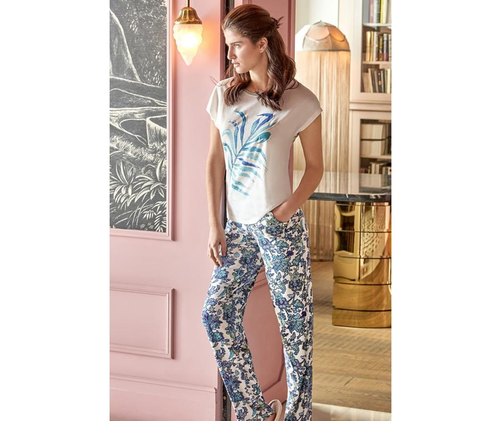 Komplet - majica s kratkimi rokavi in hlače XL