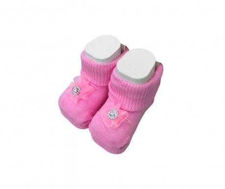 Detské ponožky 0-6 m.