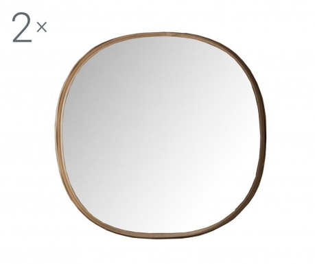 Sada 2 zrcadel