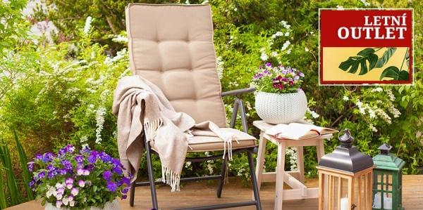 Letní Outlet: Zahrada