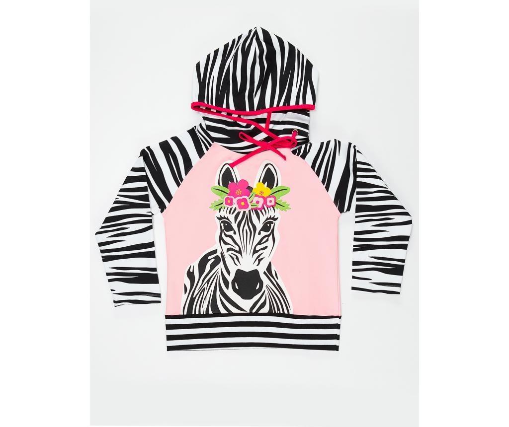 Hanorac Zebra Girl 8 ani