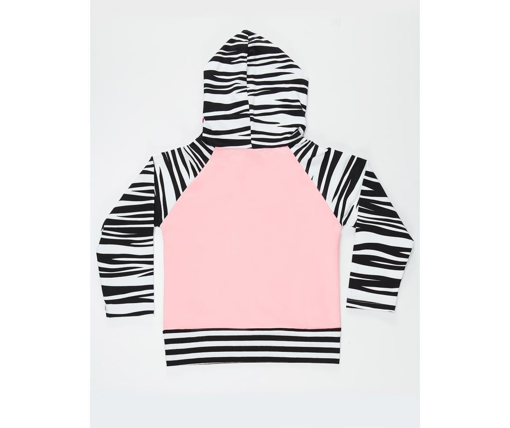 Hanorac Zebra Girl 7 ani