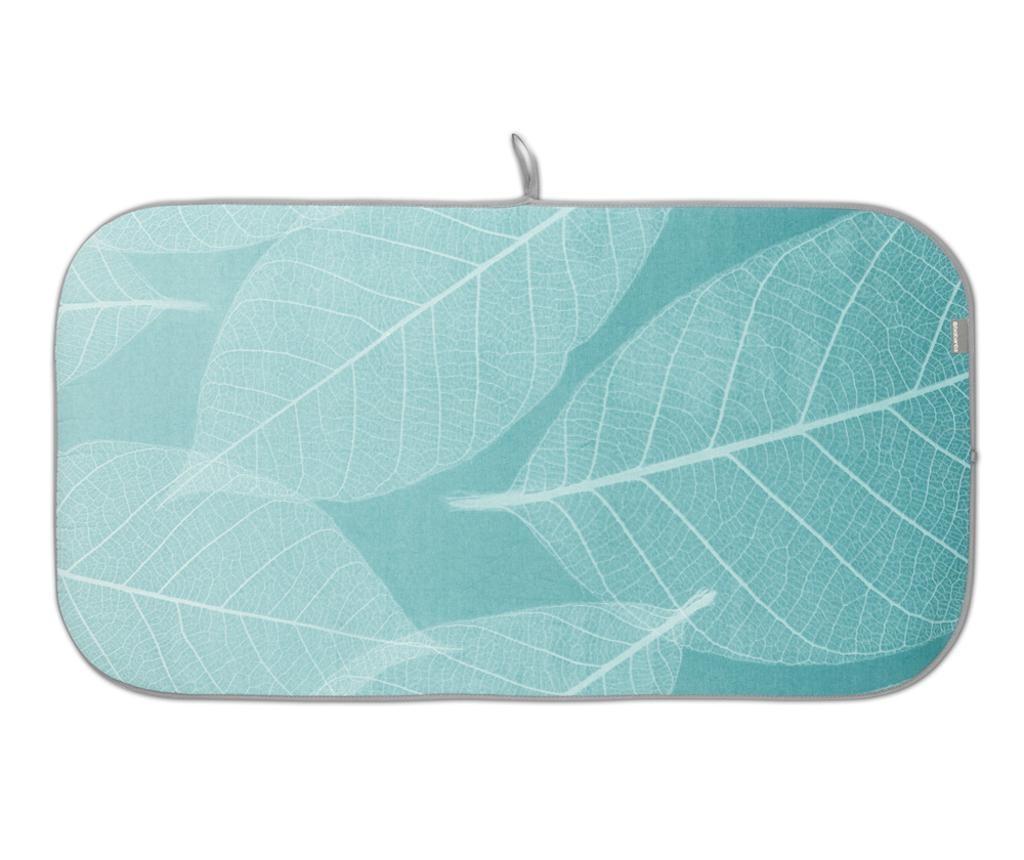Brabantia Mint Leaves Vasaló takaró 65x120 cm