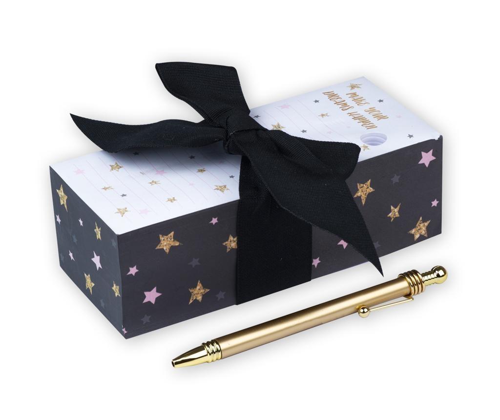 Bilježnica s olovkom