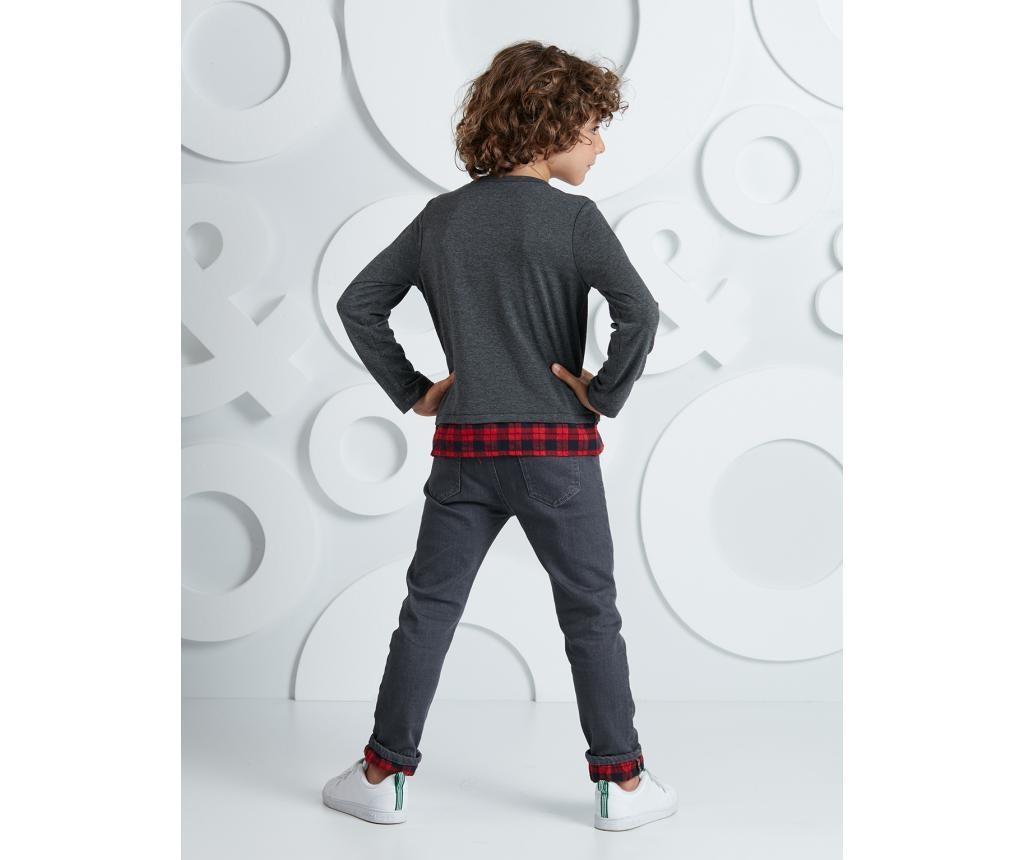 Set dječja bluza i hlače Awesome 7 god.