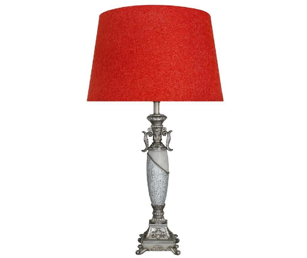Ivory Mosaic Filigree Lámpa