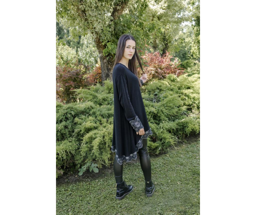 Bluza Dama Augusta Petra Black Negru