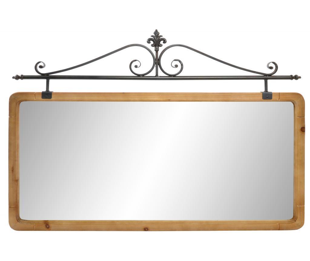 Oglinda Spruce Maro Negru