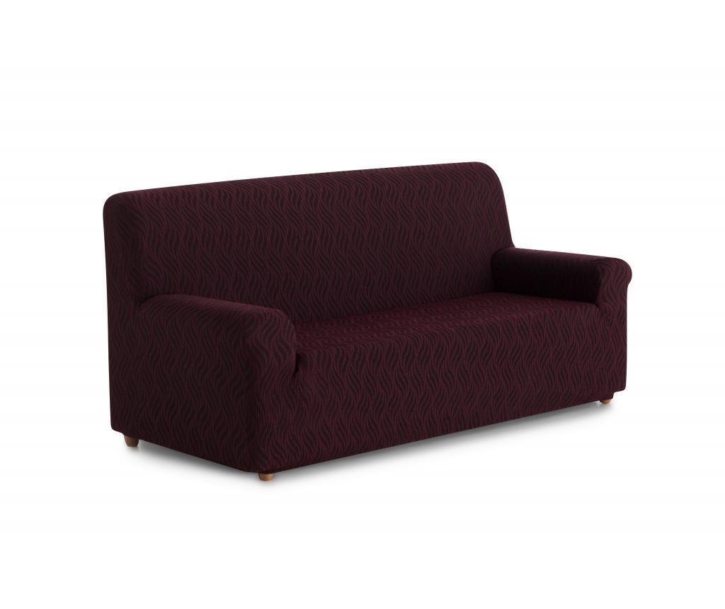 Husa elastica pentru canapea Picaso 170x210 cm - Blindecor, Rosu