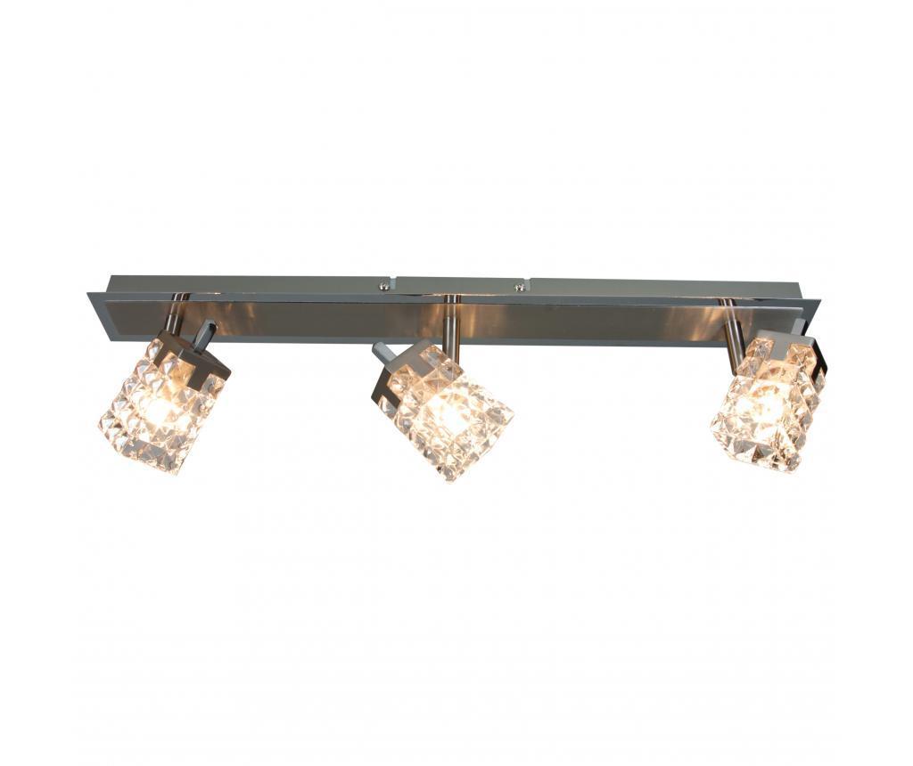 Lustra Loreley Steel-Bright - Näve, Gri & Argintiu