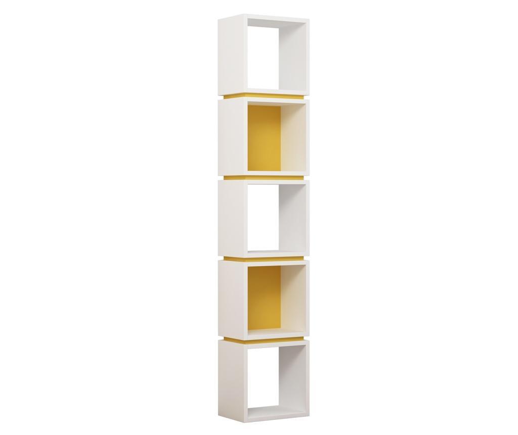 Biblioteca Multi Alb - 14177