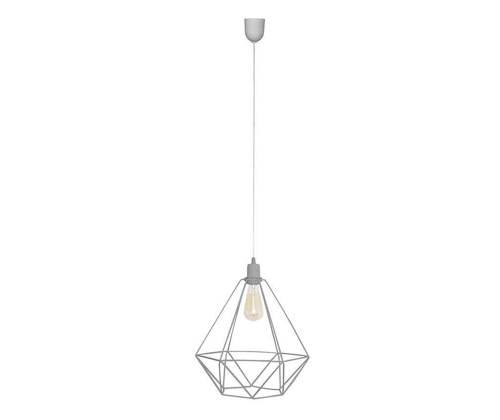 Lustra Karo Grey M - Helam, Gri & Argintiu