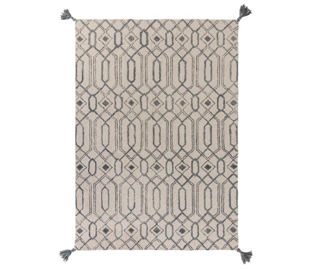 Covor Pietro Grey 160x230 cm - Flair Rugs, Gri & Argintiu