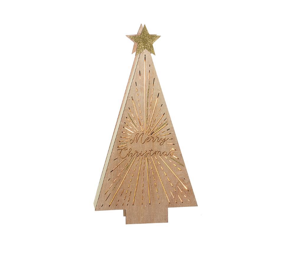 Decoratiune luminoasa Star Tree - Heaven Sends, Crem de la Heaven Sends