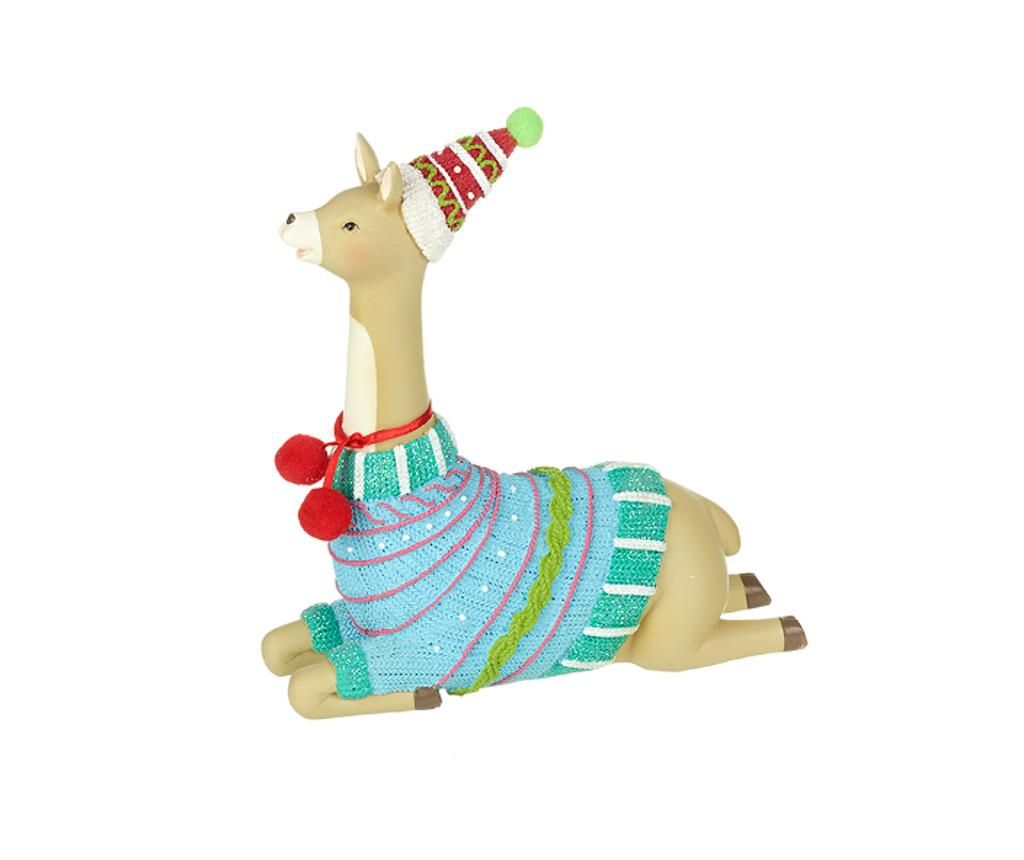 Decoratiune Alpaca - Heaven Sends, Multicolor