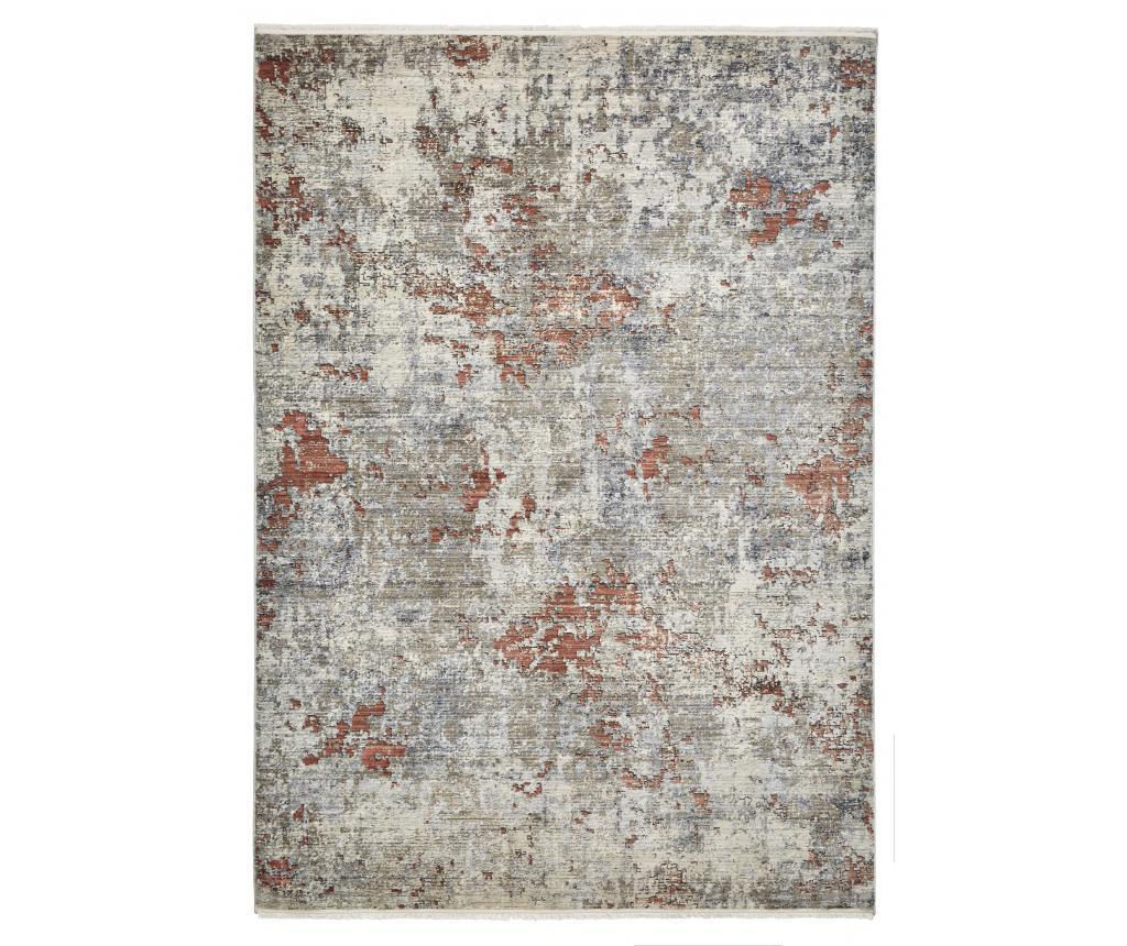 Covor Athena Grey 120x170 cm - Think Rugs, Gri & Argintiu