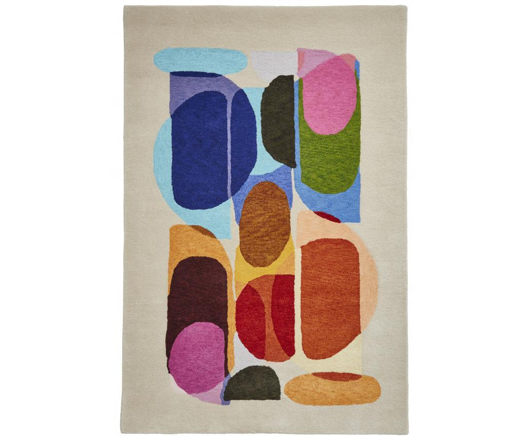 Covor Inaluxe Multicolor 120x170 cm - Think Rugs, Multicolor