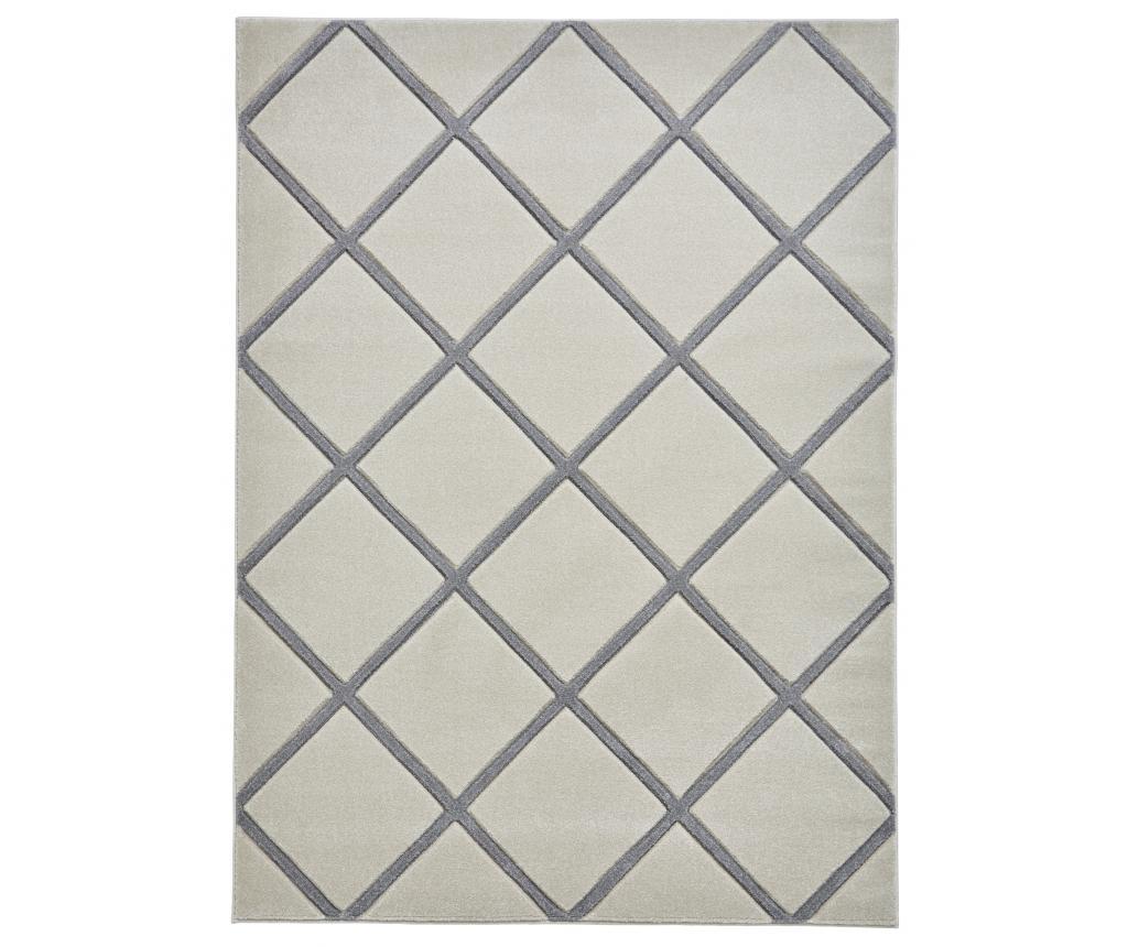 "<span class=""title-long"">Covor Matrix Grey Grey 160x220 cm - Think Rugs, Gri & Argintiu</span>"
