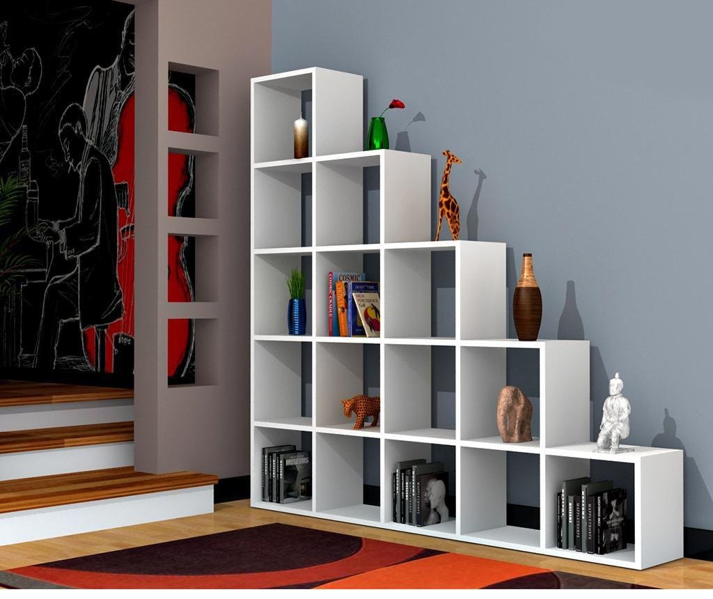 Biblioteca Mary Alb Concept Alb - 10511