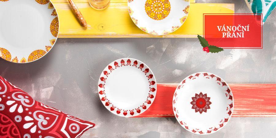 Vánoční Přání: Pozvánka na večeři