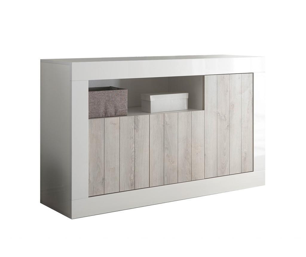 Bufet inferior Lipari - TFT Home Furniture, Alb