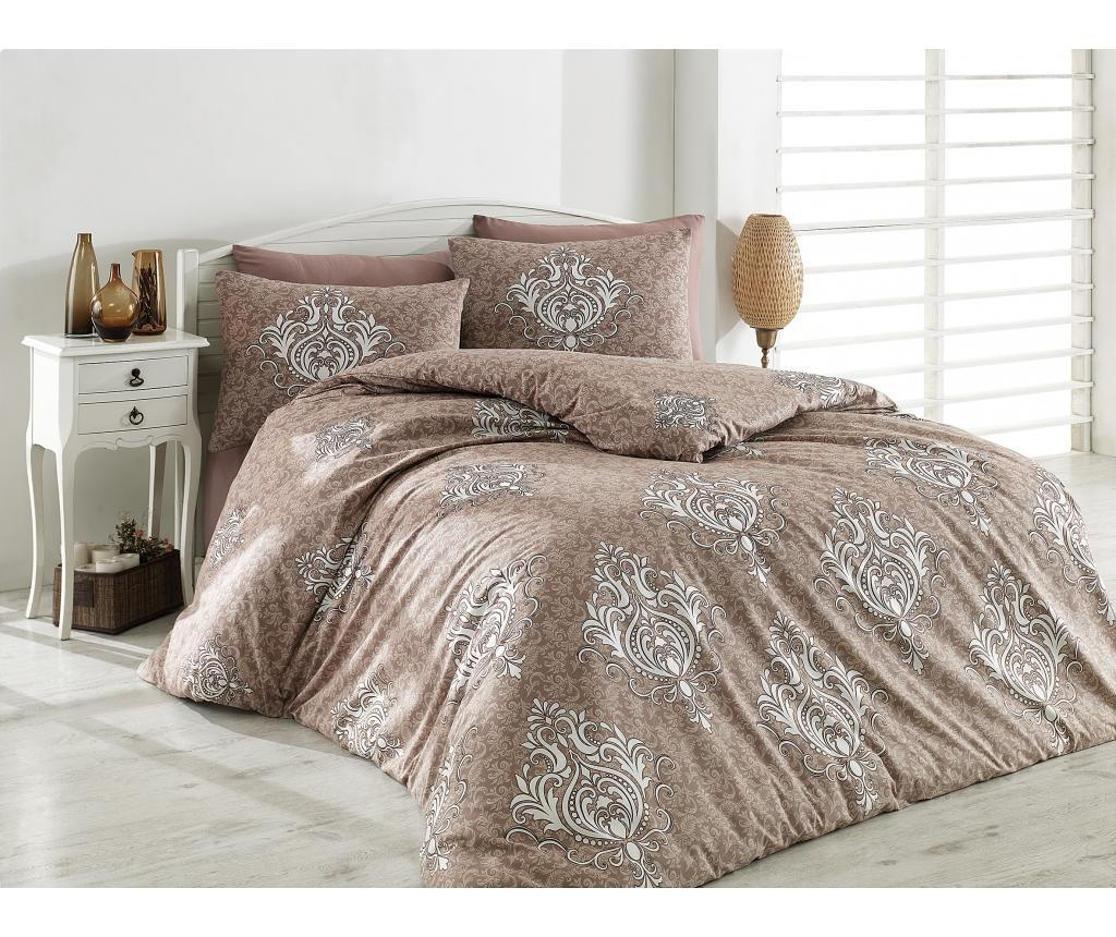 Set posteljina King Ranforce Rosina V1