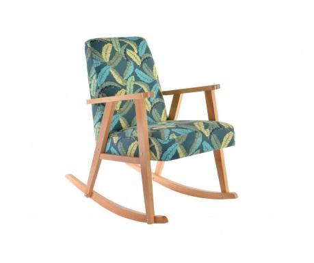 Krzesło bujane Leaves