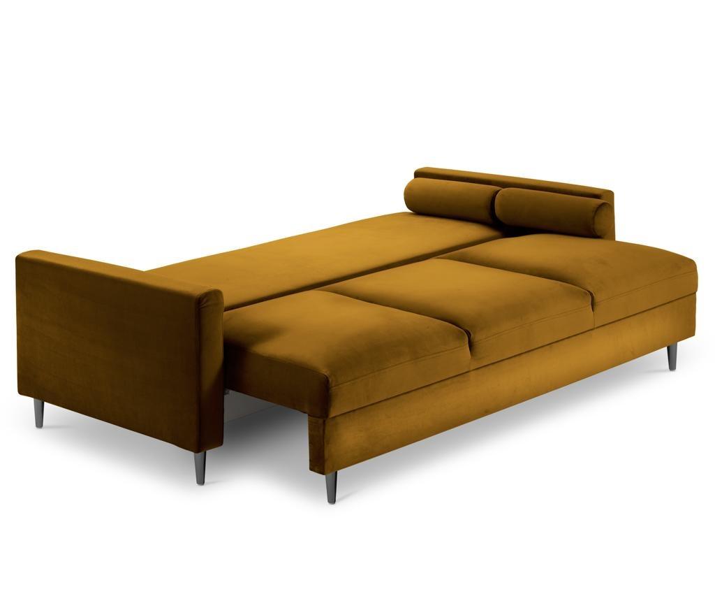 Sofa trosjed na razvlačenje Nairobi Gold