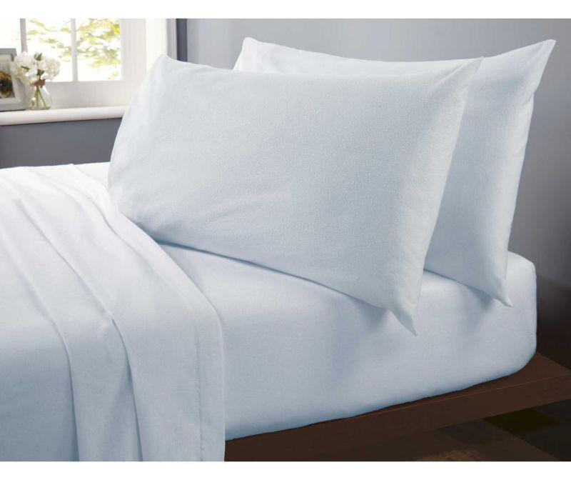 Rjuha z elastiko Flannelette Blue