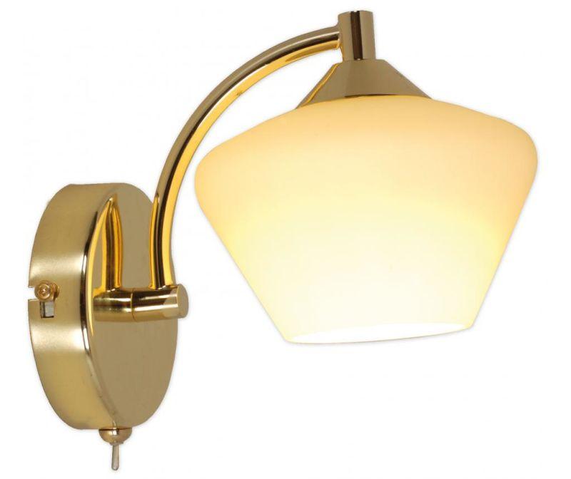 Stenska svetilka Brass