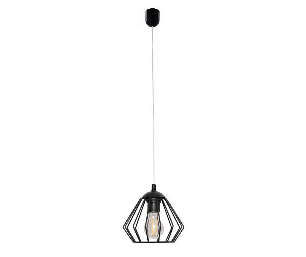 Viseća svjetiljka Agat Black