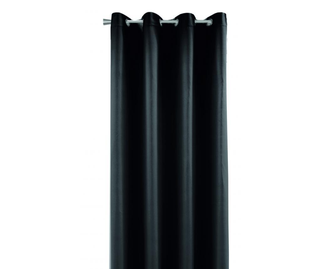 Bl. Mia Black Függöny 140x245 cm