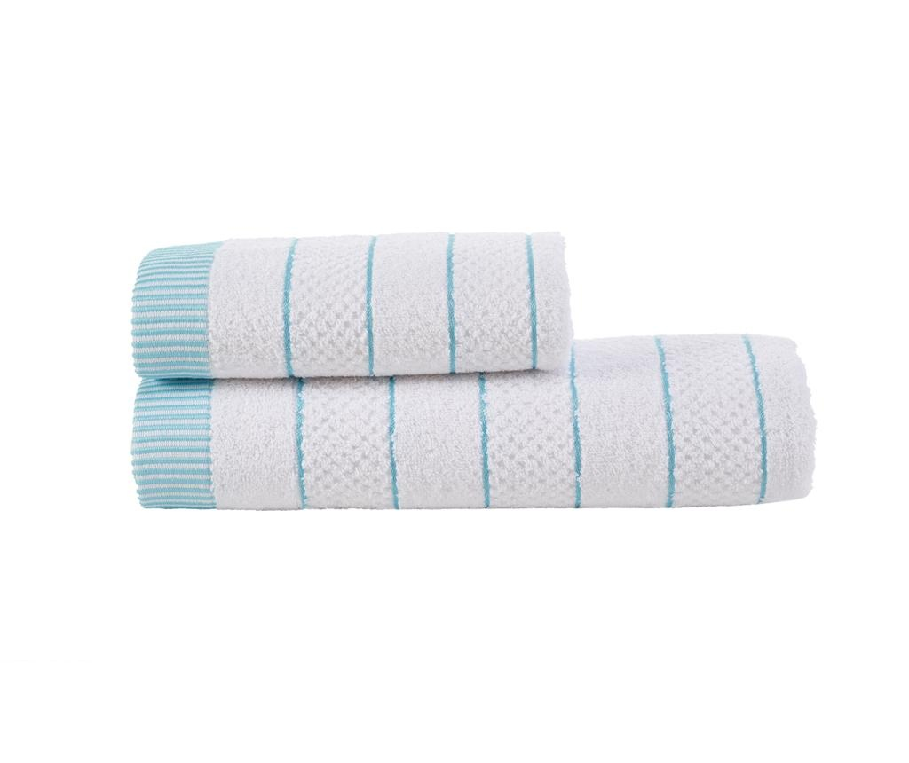 Set 2 ručnika Irina Turquoise