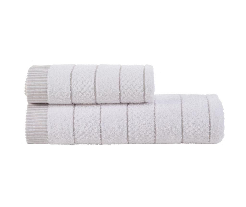 Set 2 ručnika Irina Silver