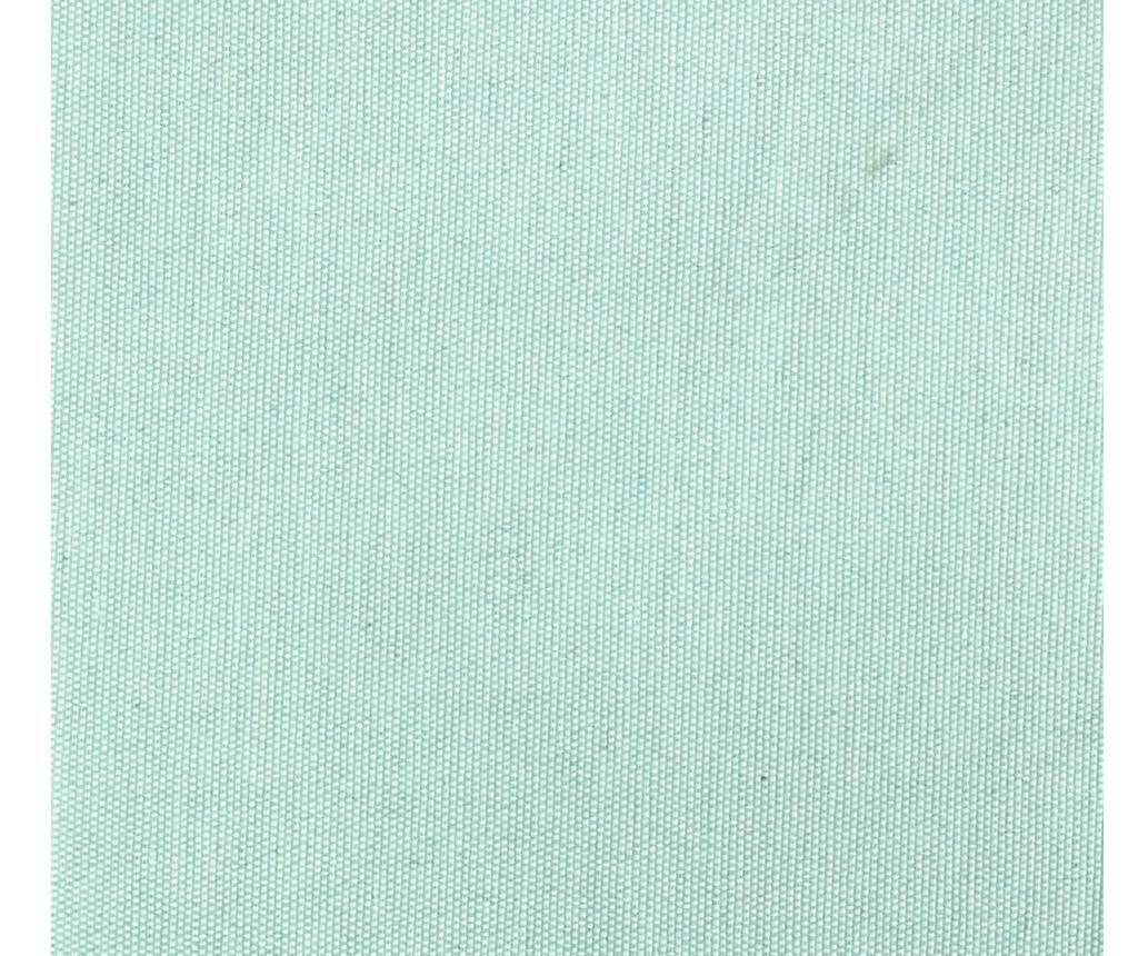 Prevleka za levo kotno sedežno garnituro Levante Blue 80x240 cm
