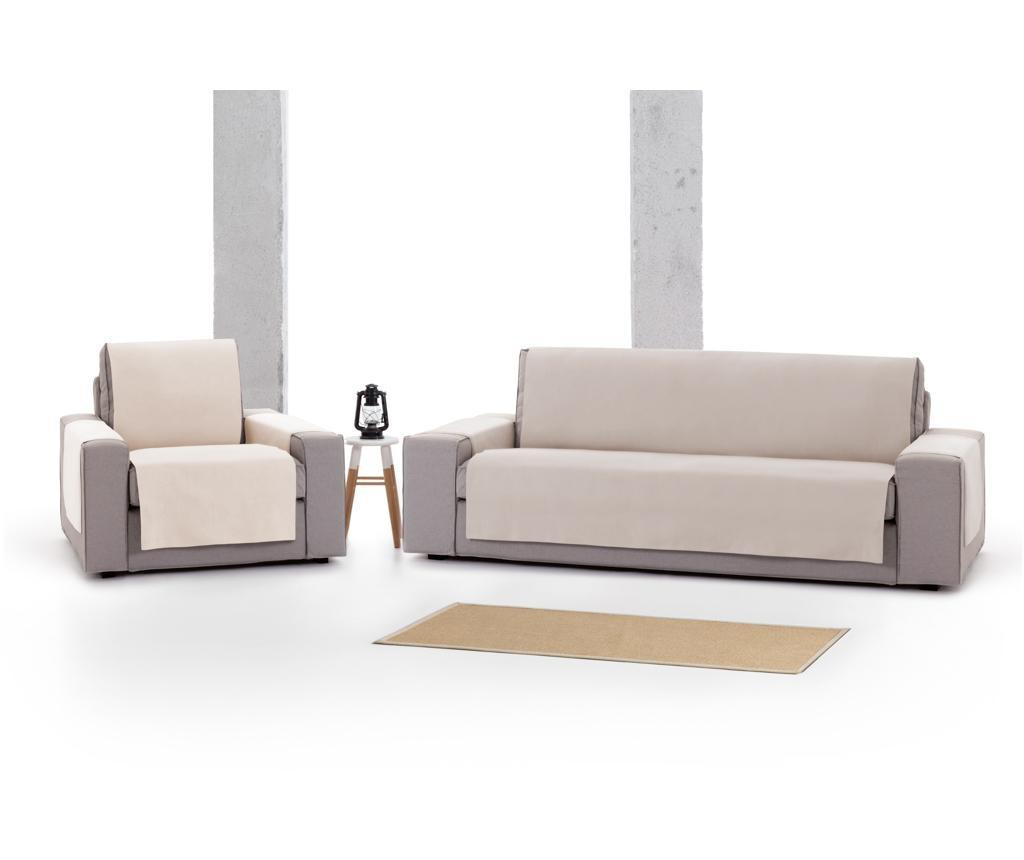 Калъф за фотьойл Levante Cream 55x80 см