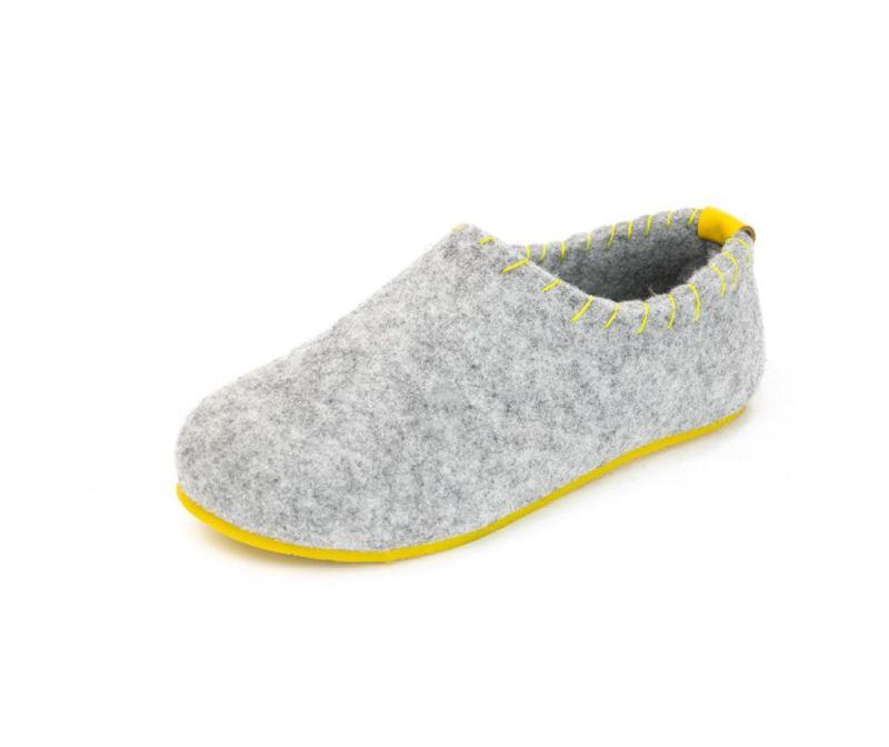 Dámské pantofle Yew-Women Grey 38