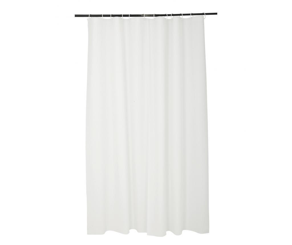 Sprchový závěs Vitamine White 180x200 cm