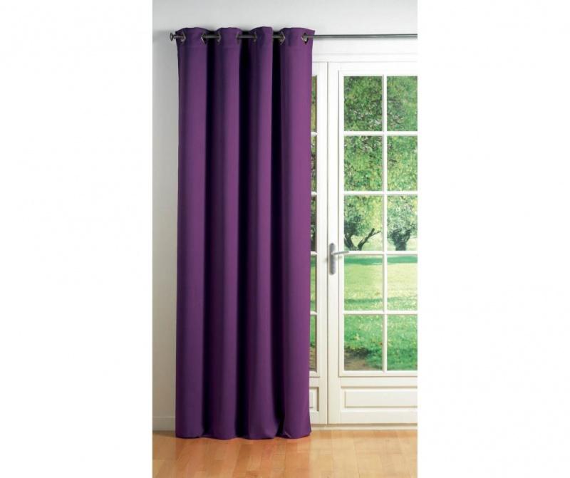 Zastor Cocoon Violet 140x260 cm