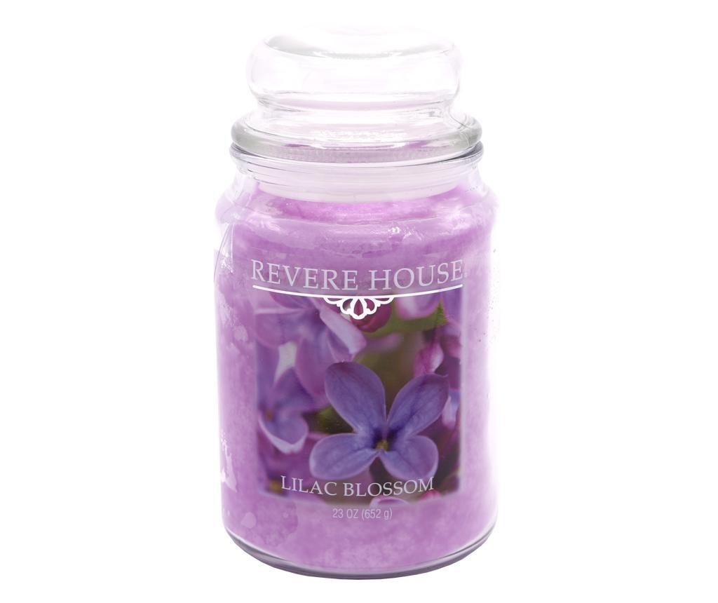 Lumanare parfumata Lilac Blossom 680 ml
